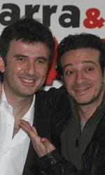 In foto Valentino Picone (48 anni) Dall'articolo: La matassa: terza prova al cinema per Ficarra e Picone.