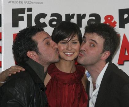 In foto Anna Safroncik (38 anni) Dall'articolo: La matassa: terza prova al cinema per Ficarra e Picone.