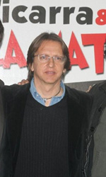 In foto Giambattista Avellino (62 anni) Dall'articolo: La matassa: terza prova al cinema per Ficarra e Picone.
