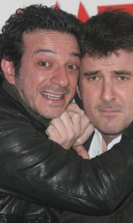 In foto Salvatore Ficarra (48 anni) Dall'articolo: La matassa: terza prova al cinema per Ficarra e Picone.