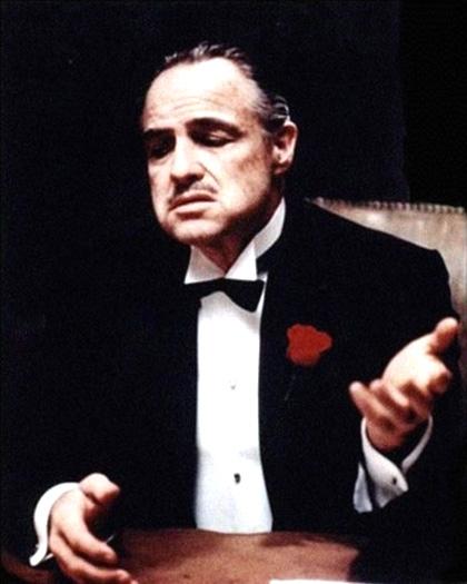 Padrino Marlon Brando