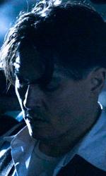In foto Johnny Depp (57 anni) Dall'articolo: Public Enemies: prime immagini.
