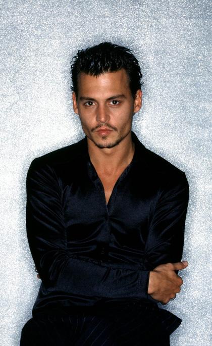 In foto Johnny Depp (58 anni) Dall'articolo: Up: prima immagine del corto Partly Cloudy.