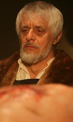 Il Falco e la Colomba, l'amore vola alto - Franco Oppini, raramente ti sei calato nel ruolo di un personaggio così serio. Come ci si sente?