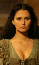 Il Falco e la Colomba, l'amore vola alto - Anna Safroncik, e tu come vivi il personaggio?