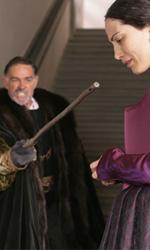 Il Falco e la Colomba, l'amore vola alto - Fabio Testi, a quale punto sei arrivato nella tua lunga carriera? Vuoi parlarci del tuo personaggio in questa fiction?
