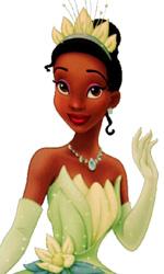 Un'altra immagine della principessa Tiana -  Dall'articolo: The Princess and the Frog: i concept art.
