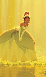 Tiana, la prima principessa di colore -  Dall'articolo: The Princess and the Frog: i concept art.