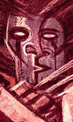 In versione cubista, secondo Pablo Picasso -  Dall'articolo: Marvel celebra il 35 anniversario di Wolverine.