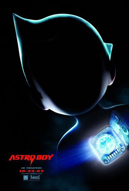 Il nuovo poster -  Dall'articolo: Astro Boy: nuove immagini.