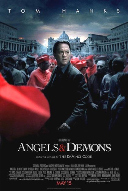 Sperando il bis d'incassi -  Dall'articolo: Angeli e demoni, due nuovissime locandine.