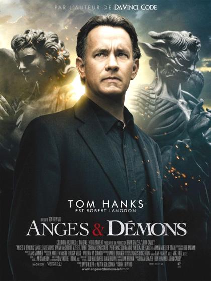 Seconda locandina -  Dall'articolo: Angeli e demoni, due nuovissime locandine.