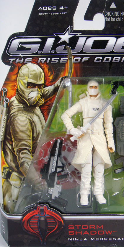 Storm Shadow -  Dall'articolo: G.I. Joe: The Rise of Cobra, prima immagine di Cobra.