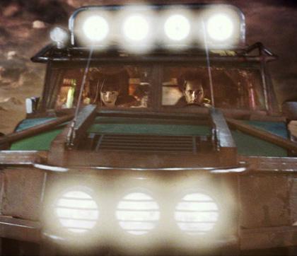 In foto Justin Chatwin (38 anni) Dall'articolo: Dragonball Evolution: nuove immagini.