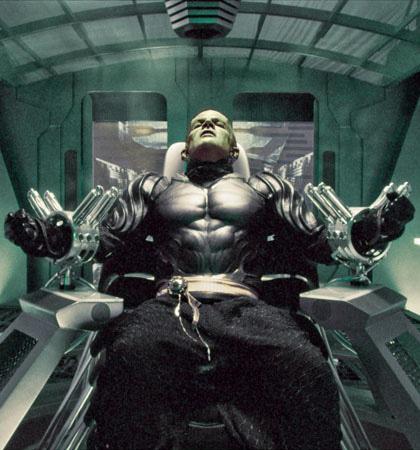 In foto James Marsters (58 anni) Dall'articolo: Dragonball Evolution: nuove immagini.
