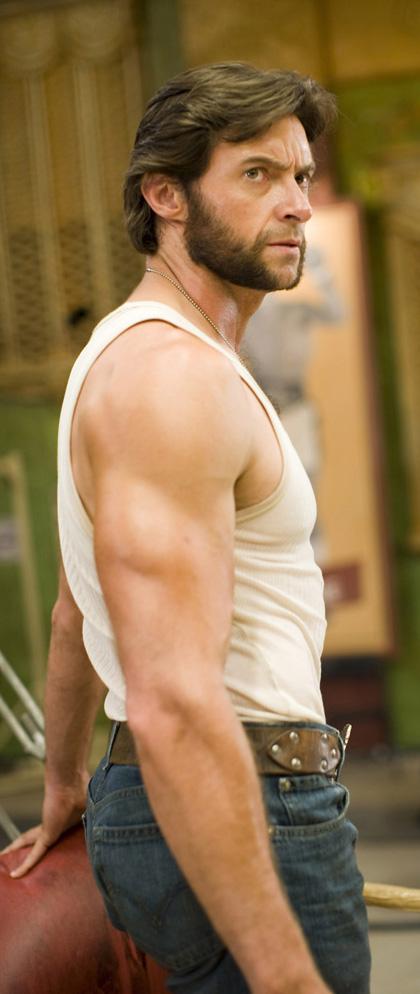In foto Hugh Jackman (51 anni) Dall'articolo: X-Men le Origini: Wolverine, nuove immagini.