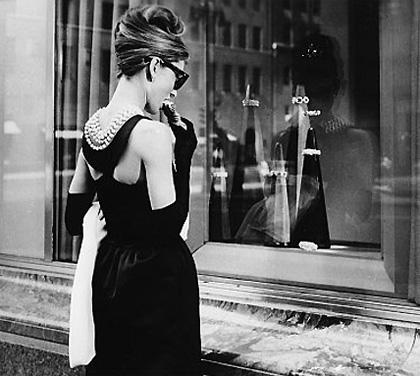 In foto Audrey Hepburn Dall'articolo: Storia 'poconormale' del cinema: il grande spot.