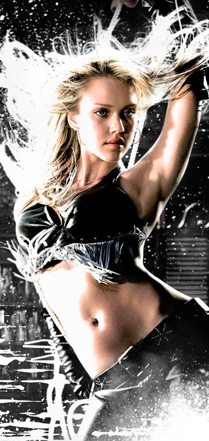In foto Jessica Alba (40 anni) Dall'articolo: The Weinstein Company perde i diritti di Sin City 2.