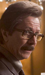 In foto Gary Oldman (62 anni) Dall'articolo: Iron Man 2: si aggiunge al cast Gary Oldman.