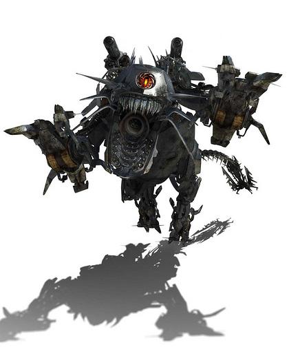 Ravage -  Dall'articolo: Transformers: la vendetta del caduto, nuove immagini dei robot.