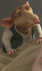 Le avventure del topino Despereaux, il film - Creature e Location: Un Tour di Dor