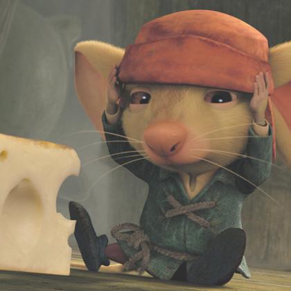 Il Castello Reale -  Dall'articolo: Le avventure del topino Despereaux, il film.