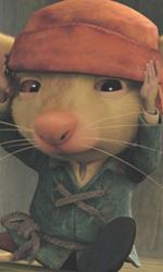 Le avventure del topino Despereaux, il film - Il Castello Reale