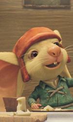 Le avventure del topino Despereaux, il film - Le voci di Despereaux