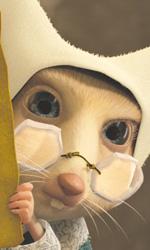 Le avventure del topino Despereaux, il film - Animazione