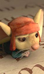 Le avventure del topino Despereaux, il film - Fare lo storyboard di una favola