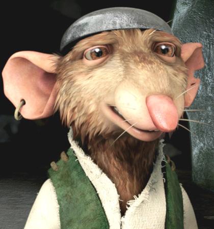 Stile cinematografico e utilizzo delle cineprese -  Dall'articolo: Le avventure del topino Despereaux, il film.