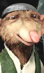 Le avventure del topino Despereaux, il film - Stile cinematografico e utilizzo delle cineprese