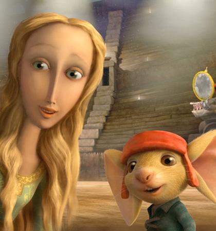 La Musica dell'avventura animata -  Dall'articolo: Le avventure del topino Despereaux, il film.
