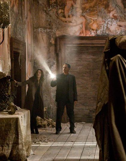 In foto Tom Hanks (63 anni) Dall'articolo: Il Codice da Vinci: 3° film in lavorazione.