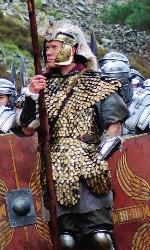 Centurion: nuove immagini - La legione Romana