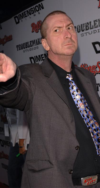 In foto Frank Miller (III) (62 anni) Dall'articolo: Sin City 2: Miller cerca casa?.