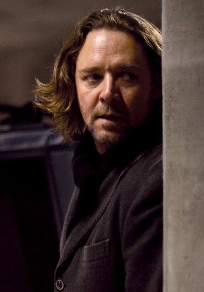 In foto Russell Crowe (56 anni) Dall'articolo: State of play: due vite una svolta.