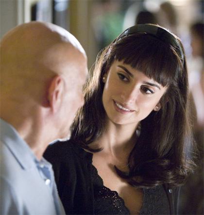 In foto Penélope Cruz (47 anni) Dall'articolo: Lezioni d'amore: il professore di desiderio.