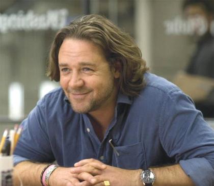 In foto Russell Crowe (56 anni) Dall'articolo: State of Play, il film.