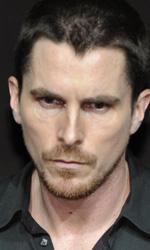 In foto Christian Bale (46 anni) Dall'articolo: Christian Bale preoccupato per Batman 3.