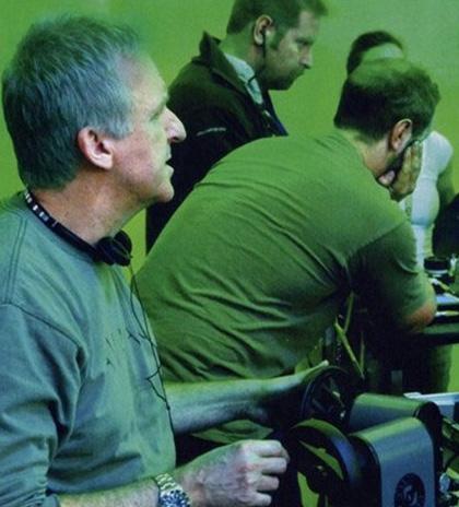 In foto James Cameron (66 anni) Dall'articolo: Avatar: nuove immagini di Cameron al lavoro.