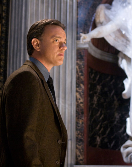 In foto Tom Hanks (63 anni) Dall'articolo: Angeli e Demoni, anteprima mondiale a Roma.