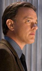In foto Tom Hanks (64 anni) Dall'articolo: Angeli e Demoni, anteprima mondiale a Roma.