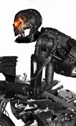Terminator 5: la possibile trama - Primi concept art sul T-800 in motocicletta