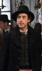 In foto Robert Downey Jr. (54 anni) Dall'articolo: Sherlock Holmes: dieci nuove immagini.