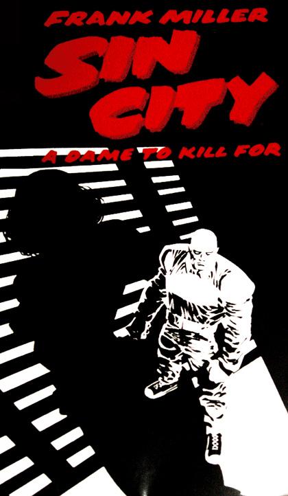 La copertina di A Dame to Kill for -  Dall'articolo: Barbarella è morta.