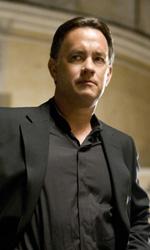 In foto Tom Hanks (64 anni) Dall'articolo: Angeli e demoni: la chiesa, che set!.