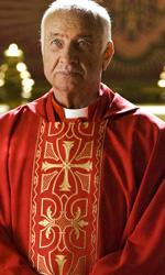 In foto Armin Mueller-Stahl (90 anni) Dall'articolo: Angeli e demoni: la chiesa, che set!.