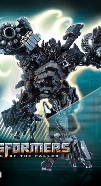 Ironhide -  Dall'articolo: Transformers: La vendetta del caduto, i wallpaper.
