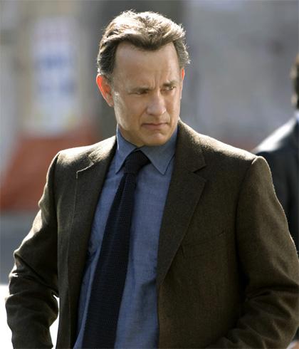 In foto Tom Hanks (64 anni) Dall'articolo: Angeli e Demoni: